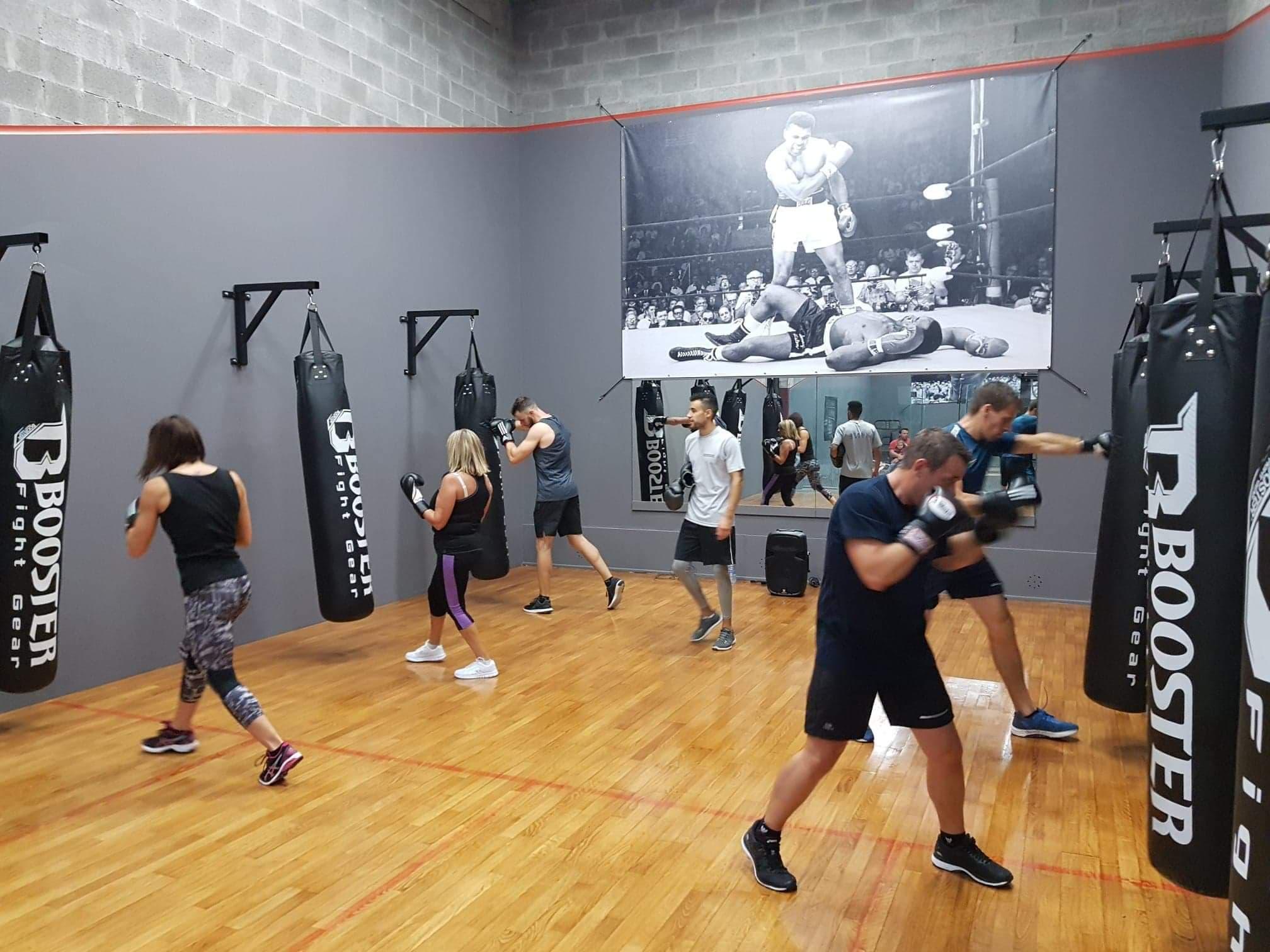 Fast Fitness - Groepslessen